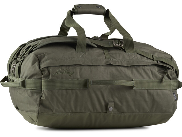 Lundhags Romus 60 Duffle Bag forest green